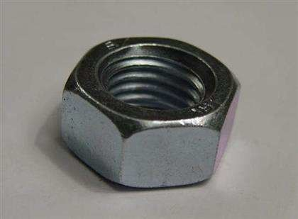 High Strength Heavy Duty Hex Nuts Galvanized 6915 Grade 10.9 Carbon Steel Material